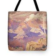 Grand Canyon, 1927  Tote Bag