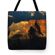 Grand Canyon Arizona Light And Shadow 2 Tote Bag
