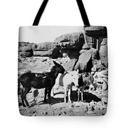 Grand Canyon: Donkeys Tote Bag