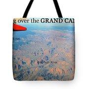 Grand Canyon Flight Tote Bag