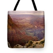 Grand Canyon In The Spring Tote Bag