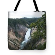 Grand Canyon In Wyoming Tote Bag