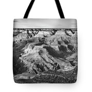 Layers Of Time In The Grand Canyon Tote Bag