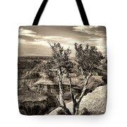 Grand Canyon Lone Tree Tote Bag
