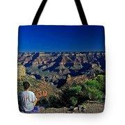 Grand Canyon Meditation Tote Bag