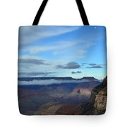 Grand Canyon Moonrise Tote Bag