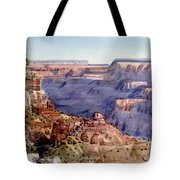 Grand Canyon Morning Tote Bag
