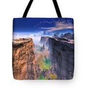 Grand Canyon Mountain . Tote Bag