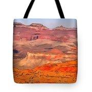 Grand Canyon National Park Summer Tote Bag