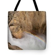 Grand Canyon Of The Yellowstone II Tote Bag