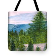 Grand Canyon Of West Virginia Tote Bag