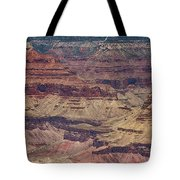 Grand Canyon Orphan Mine Tote Bag by Susan Rissi Tregoning