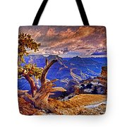 Grand Canyon Pine Tote Bag
