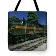 Grand Canyon Railway Train Tote Bag