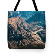 Grand Canyon River Tote Bag