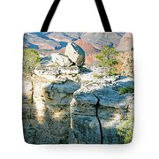 Grand Canyon Rock Formations, Arizona Tote Bag