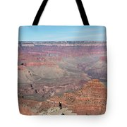 Grand Canyon Selfie Mania Tote Bag