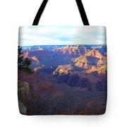 Grand Canyon South Rim Tote Bag