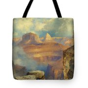 Grand Canyon Tote Bag by Thomas Moran