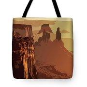Grand Canyon - Usa Tote Bag