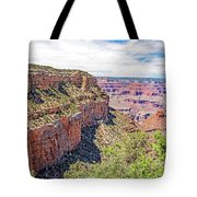 Grand Canyon, View From South Rim Tote Bag
