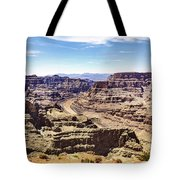 Grand Canyon West Rim Tote Bag
