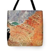 Grand Canyon36 Tote Bag