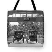 Grand Carriages Tote Bag