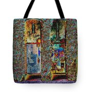 Grand Central Bakery Mosaic Tote Bag