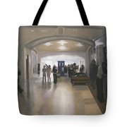 Grand Central Station Tote Bag