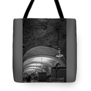 Grand Central Terminal - Arched Corridor Tote Bag
