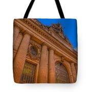 Grand Central Terminal - Chrysler Building Tote Bag