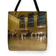 Grand Central Terminal Main Floor Tote Bag