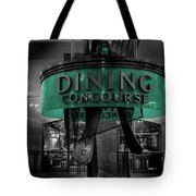 Grand Central Terminal Selective Color Tote Bag