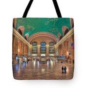 Grand Central Terminal V Tote Bag