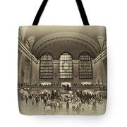 Grand Central Terminal Vintage Tote Bag