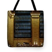 Grand Central Terminal Window Details Tote Bag