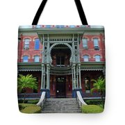 Grand Entrance Tote Bag