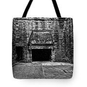 Grand Fireplace Tote Bag