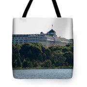 Grand Hotel On Mackinac Island Tote Bag
