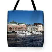 Grand Hotel Stockholm Tote Bag