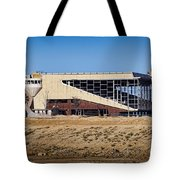 Grand Illusion Bust Tote Bag
