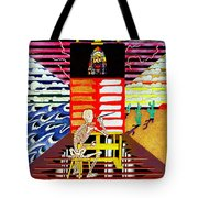 Grand Illusion Tote Bag