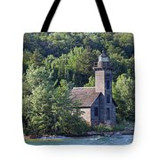 Grand Island East Channel Light Tote Bag