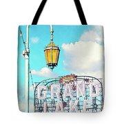 Grand Lake Merritt - Oakland, California Tote Bag