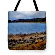 Grand Mesa Lake Tote Bag