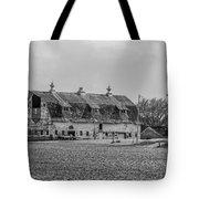 Grand Old Barn Tote Bag