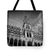 Grand Place Architecture Brussels  Tote Bag