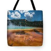 Grand Prismatic Tote Bag