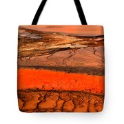 Grand Prismatic Patterns Tote Bag